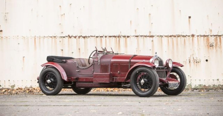 1929 Alfa Romeo 6c 1750 Ss Third Series Competition Tourer