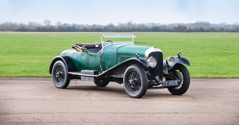 1928 ベントレー 4½-L スポーツ